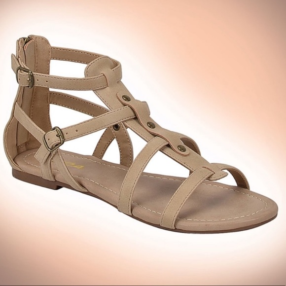 Soda Shoes - Strappy Sandals